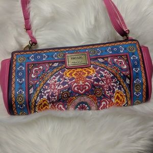✨Adorable Nicole by Nicole Miller Mandala Purse